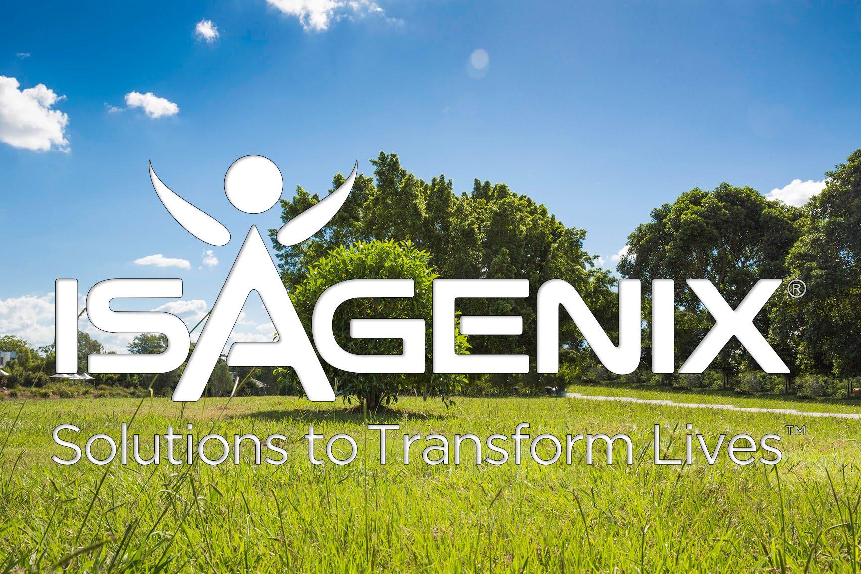 Isagenix Opportunity